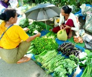 Seasonal Food items as available at Mayang Imphal  Keithel on June 16 2020 #2 :: Gallery