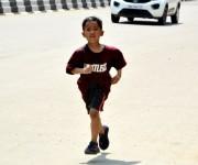Marathon - Yaoshang Sports Meet at Keishampat Tiddim road :: Gallery