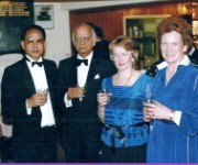 Beginning of life in the United Kingdom #2 :: Dr Mohendra's Memoir