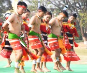 Folk Dance Festival at 'Beating of Retreat ceremony' of Republic Day 2020 #3 :: Gallery