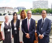 Beginning of life in the United Kingdom for one of the pioneers of Manipuri emigrants overseas