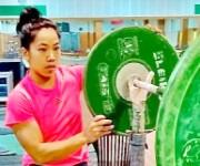 Saikhom Mirabai Chanu  :: Manipur Olympics Dreams 2020 Tokyo (Weightlifting) #1 :: Gallery