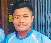 Shanglakpam Nilakanta Sharma :: Manipur Olympics Dreams 2020 Tokyo (Hockey) #2 :: Gallery