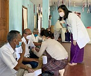 World Alzheimer's Day commemorated by Dept of Psychiatry, Shija Hospitals, Imphal :: Gallery